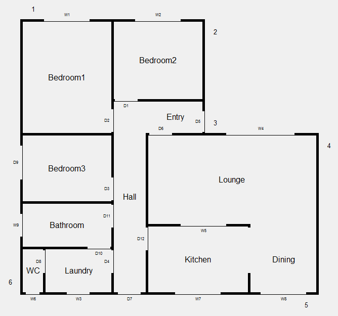 Download and use quickfloor an intelligent cad module advanced room layout publicscrutiny Choice Image