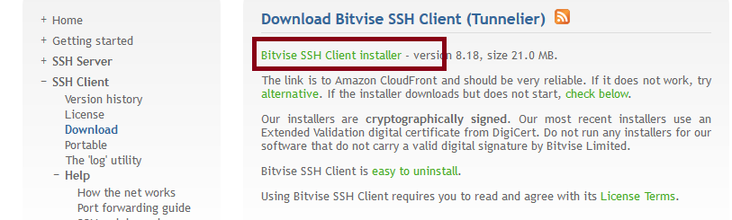 SSH to your Raspberry Pi using Bitvise  Use SFTP to access files